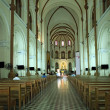 Interior of  Notre-Dame  in Ho Chi Minh — Stock Photo