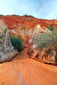 Ham Tien canyon in Vietnam — Stock Photo