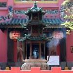 Jade Emperor Pagoda. Ho Chi Minh. Vietnam — Stock Photo #38733843