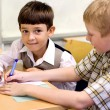 Playing schoolboys — Stock Photo #6318012