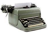 Typewriter — Zdjęcie stockowe