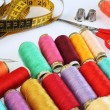 Foto Stock: Sewing Stuff