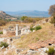 Ephesus in Turkey — Foto Stock