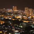 Vedado Quarter at night, Havana, Cuba — Stock Photo