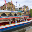 Camden Lock in London — Stock Photo #30315103
