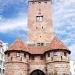 Weisser Turm in Nuremberg — Stock Photo #36889197
