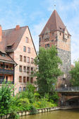 Schuldturm in Nuremberg, Germany — Stock Photo