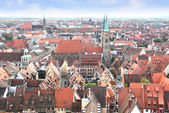 Nuremberg in Germany — Stock Photo