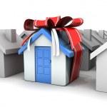 Unique home gift — Stock Photo