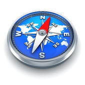 Magnetic-compass — Stock Photo