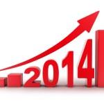 2014 statistics — Stock Photo #32649773