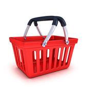Shop basket — Stock Photo