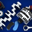 Car parts  — Stock Photo #47545705
