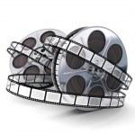 Spool and film — Stock Photo #49203249