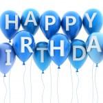Happy birthday — Stock Photo #7316264