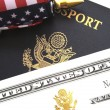 Immigration concept — Stock Photo