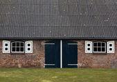 Dutch farmhouse — Stock Photo