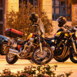 Motorcycles — Foto Stock