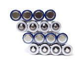 Packs de bateria — Foto Stock