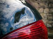 Dommages de la voiture — Photo