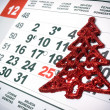 Advent month — Stock Photo