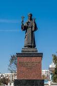 Statue of Saint Iosaf — Stock Photo