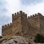 The Genoa fortress — Stock Photo #22937662