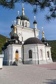 Kościół foros na krym, ukraina — Zdjęcie stockowe