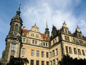 Building in Dresden — Stock Photo