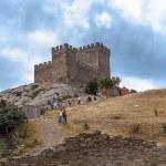 The Genoa fortress — Stock Photo #27162455