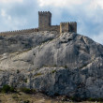 The Genoa fortress — Stock Photo #27163225