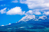 Landscape view on mountain in Crimea — Stock Photo