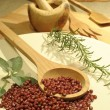 Stock Photo: Mazuki Beans