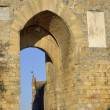 Porta Franca (Monteriggioni) - Stock Photo