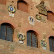 Stock Photo: Palazzo Pretorio - Detail of facade