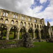 Stock Photo: Rievaulx Abbey