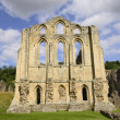 rievaulx abbey — Stock Photo