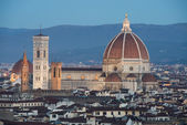 The Dome of Florence — Stock Photo