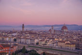 Cityscape of Florence — Stock Photo