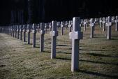 American Wer Cemetery — Stock Photo