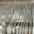 Stock Photo: Wooden loom