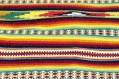 Homespun rugs — Stock Photo