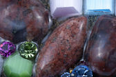 Semiprecious stones — Zdjęcie stockowe