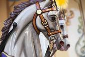 Cavalli giocattolo — Foto Stock