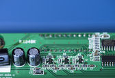 Electronic components — Stock Photo