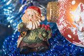 Toy Gnome — Stock Photo