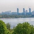 View of the Dnieper — Stock Photo #45411563