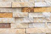 Facing building material — Stock Photo