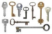 Keys. — Stock Photo