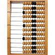 Stock Photo: Abacus.